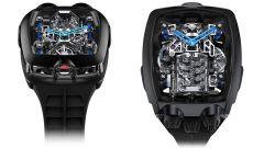 Bugatti Chiron Tourbillon, orologio di Jacob & Co