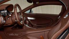 Bugatti Chiron Vainqueur de Coeur: gli interni