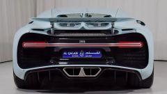 Bugatti Chiron Vainqueur de Coeur: il posteriore