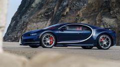 Bugatti Chiron taglia il costo delle gomme. E la velocità massima è...