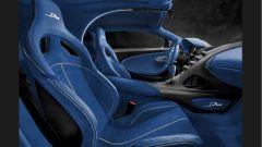 Bugatti Divo: interni abbinati a configurazione 3