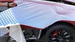 Bugatti Divo Lady Bug: 1.600 tasselli a forma di diamante da applicare sulla carrozzeria
