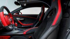 Bugatti Divo Lady Bug: l'abitacolo
