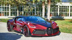 Bugatti Divo Lady Bug: stesso motore W16 da 1.500 CV della Divo