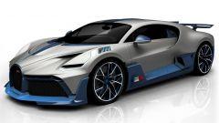 Bugatti Divo opzione di configurazione 1.Fa il paio con una Chiron uguale, dello stesso proprietario