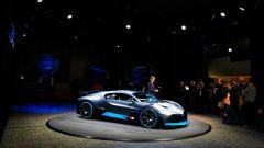 Bugatti Divo: l'auto da 5 milioni di euro in video da Parigi - Immagine: 5