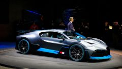 Bugatti Divo: l'auto da 5 milioni di euro in video da Parigi - Immagine: 7