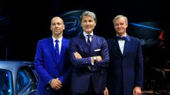 Bugatti Divo: l'auto da 5 milioni di euro in video da Parigi - Immagine: 8