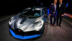 Bugatti Divo: l'auto da 5 milioni di euro in video da Parigi - Immagine: 9
