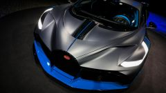 Bugatti Divo: l'auto da 5 milioni di euro in video da Parigi - Immagine: 11