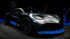Bugatti Divo: l'auto da 5 milioni di euro in video da Parigi - Immagine: 1