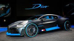 Bugatti Divo: l'auto da 5 milioni di euro in video da Parigi - Immagine: 30