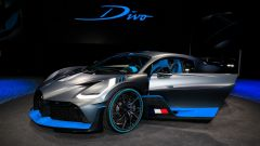 Bugatti Divo: l'auto da 5 milioni di euro in video da Parigi - Immagine: 38