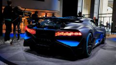 Bugatti Divo: l'auto da 5 milioni di euro in video da Parigi - Immagine: 40