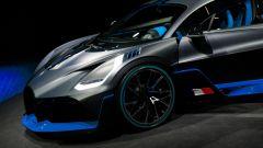 Bugatti Divo: l'auto da 5 milioni di euro in video da Parigi - Immagine: 42
