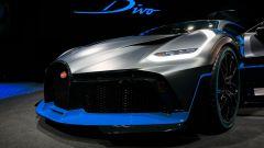 Bugatti Divo: l'auto da 5 milioni di euro in video da Parigi - Immagine: 43