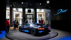 Bugatti Divo: l'auto da 5 milioni di euro in video da Parigi - Immagine: 44