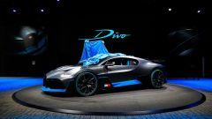 Bugatti Divo: l'auto da 5 milioni di euro in video da Parigi - Immagine: 47