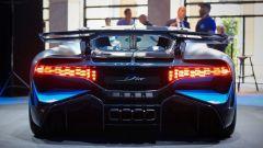 Bugatti Divo: l'auto da 5 milioni di euro in video da Parigi - Immagine: 51
