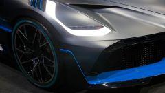 Bugatti Divo: l'auto da 5 milioni di euro in video da Parigi - Immagine: 60