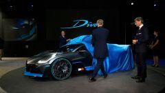 Bugatti Divo: l'auto da 5 milioni di euro in video da Parigi - Immagine: 62