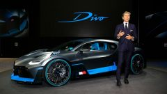 Bugatti Divo: l'auto da 5 milioni di euro in video da Parigi - Immagine: 63