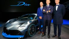 Bugatti Divo: l'auto da 5 milioni di euro in video da Parigi - Immagine: 64