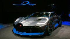 Bugatti Divo: l'auto da 5 milioni di euro in video da Parigi - Immagine: 65