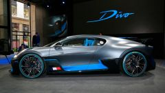 Bugatti Divo: l'auto da 5 milioni di euro in video da Parigi - Immagine: 66