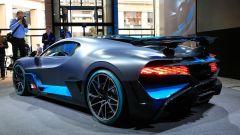 Bugatti Divo: l'auto da 5 milioni di euro in video da Parigi - Immagine: 74