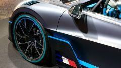 Bugatti Divo: l'auto da 5 milioni di euro in video da Parigi - Immagine: 76
