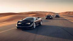 Bugatti EB 110, Veyron e Chiron
