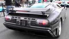 Bugatti EB110 SS con carbonio a vista: potrebbe essere l'unica al mondo