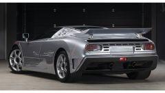 Bugatti EB110 Super Sport: in vendita con soli 950 km all'attivo - Immagine: 3