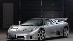 Bugatti EB110 Super Sport: in vendita con soli 950 km all'attivo - Immagine: 1