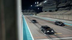 Bugatti: EB110, Veyron e Chiron in pista