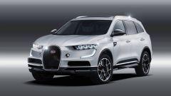 SUV Bugatti ibrido: molto più di un rumors - Immagine: 1