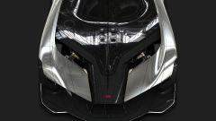 Bugatti La Finale: il tributo al motore sta anche nel renderlo visibile