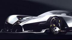 Bugatti La Finale, linee da film