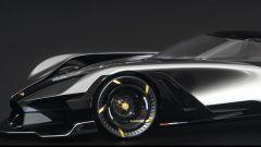 Bugatti La Finale, quasi una Batmobile