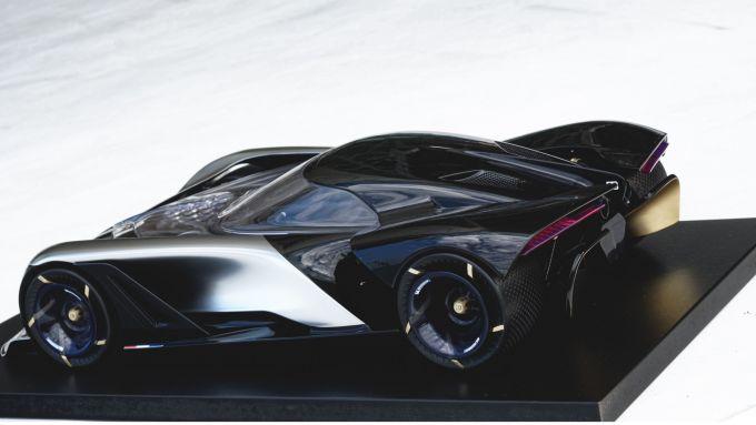 Bugatti La Finale: una concept per salutare i motori di un tempo