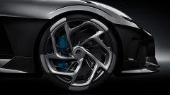 Bugatti La Voiture Noire: cerchi