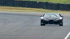 Bugatti La Voiture Noire: esemplare unico