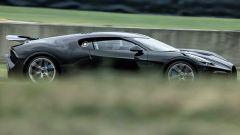 Nuova Bugatti La Voiture Noire: dati tecnici, foto dell'hypercar