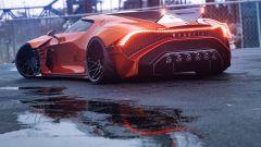 Bugatti La Voiture Noire o McLaren P1? Un rendering pazzesco