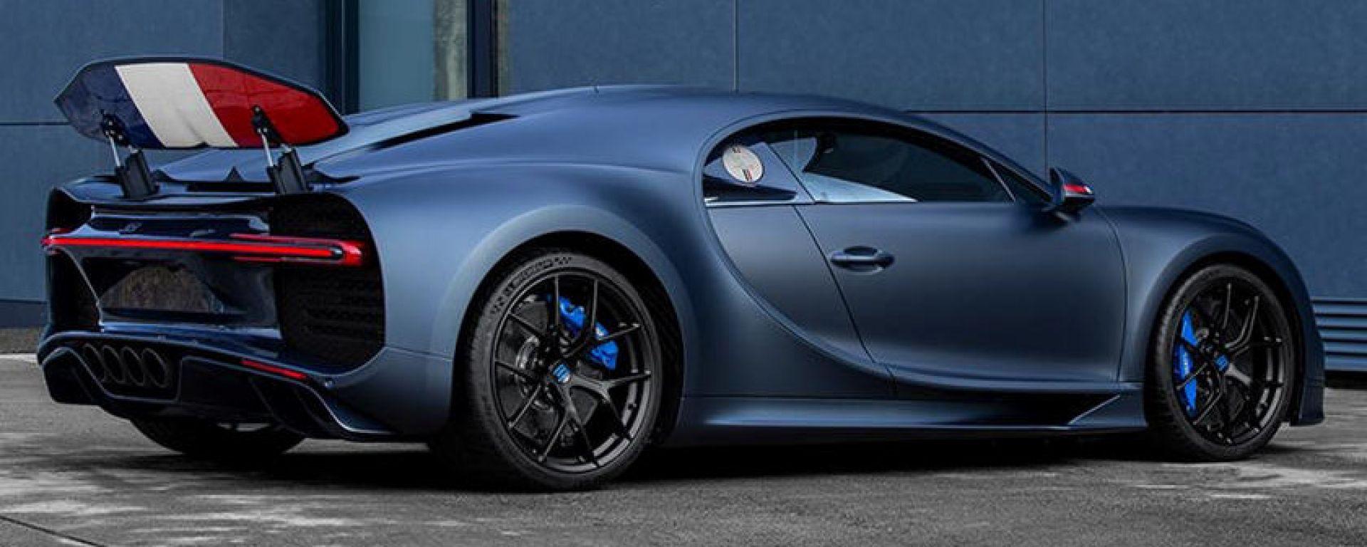 Rumors: una Bugatti One-Off da 18 milioni in arrivo a Ginevra