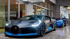 Rumors: una Bugatti One-Off da 18 milioni in arrivo a Ginevra - Immagine: 9