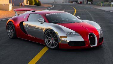 Bugatti Veyron Barrett-Jackson