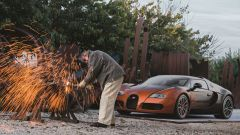 Bugatti Veyron Grand Sport Venet - Immagine: 5