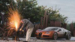 Bugatti Veyron Grand Sport Venet - Immagine: 4